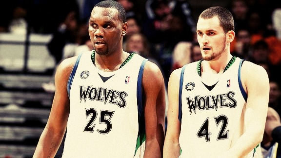 Big Al and Kevin Love Reunited?