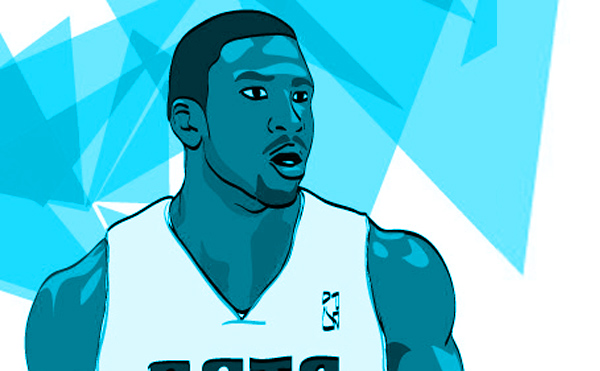 Michael Kidd-Gilchrist sketch by Mike S.